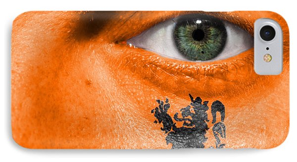 Dutch Lion - Coat Of Arms Phone Case by Semmick Photo