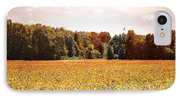 Early Autumn Harvest Landscape Phone Case by Jai Johnson