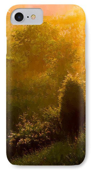 Early Gloaming Phone Case by Ron Jones