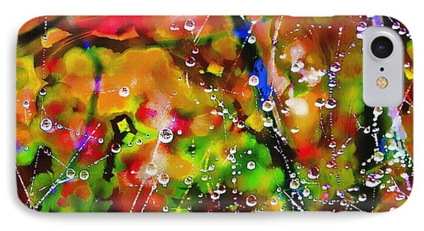 Early Morning Dew Phone Case by Judi Bagwell