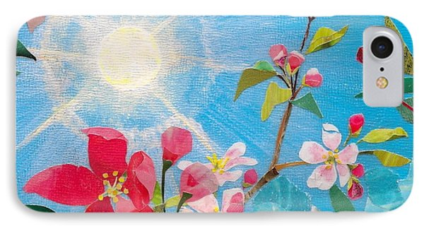 Early Spring Sunshine IPhone Case by Robin Birrell