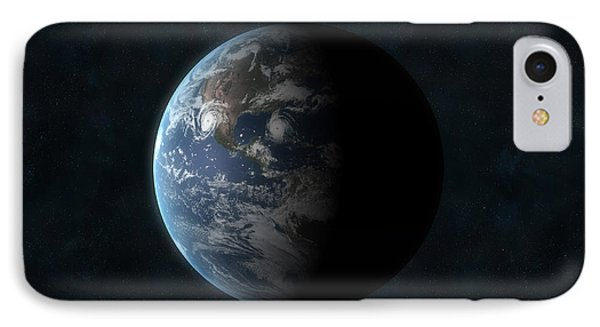 Earth Phone Case by Carbon Lotus