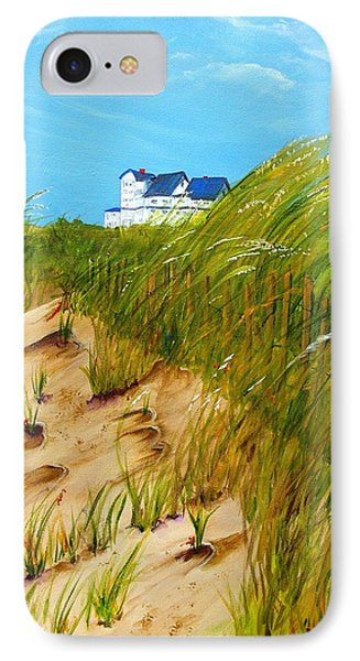East Beach  Norfolk Va IPhone Case by Mary Kay Holladay