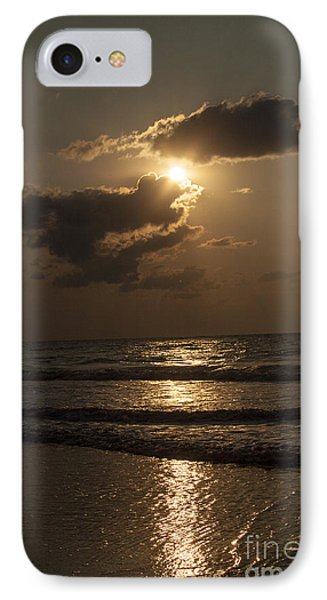 East Coast Sunrise Phone Case by Darleen Stry
