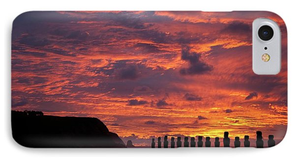 Easter Island Phone Case by Easter Island