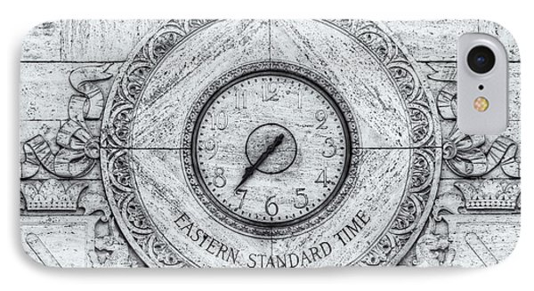 Eastern Standard Time Photograph by Clarence Holmes