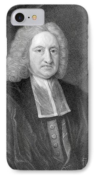 Edmond Halley, English Polymath Phone Case by Photo Researchers