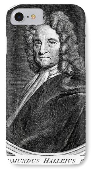 Edmond Halley, English Polymath Phone Case by Science Source