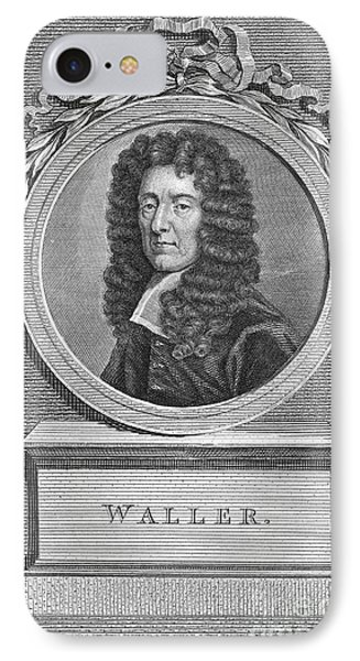 Edmund Waller (1606-1687) Phone Case by Granger