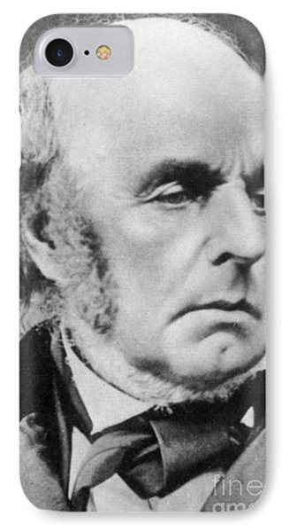 Edward Fitzgerald Phone Case by Science Source