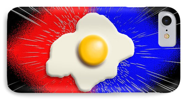 Egguinox IPhone Case by Cristophers Dream Artistry