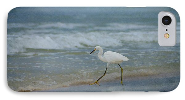 Egret IPhone Case by Sandy Keeton