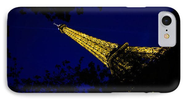 IPhone Case featuring the photograph Eiffel's Magnificence by Marta Cavazos-Hernandez