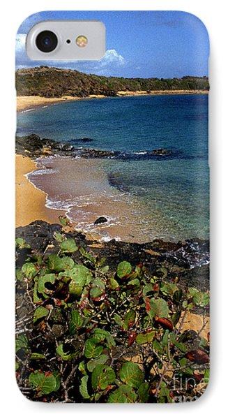 El Convento Beach Phone Case by Thomas R Fletcher
