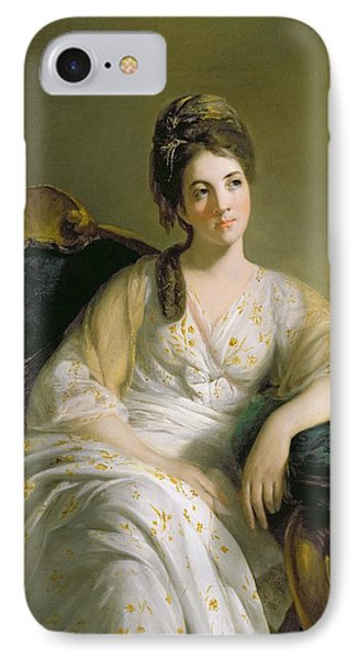 Eleanor Francis Grant - Of Arndilly IPhone Case