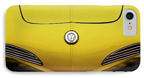 Electric Karmann IPhone Case by Douglas Pittman