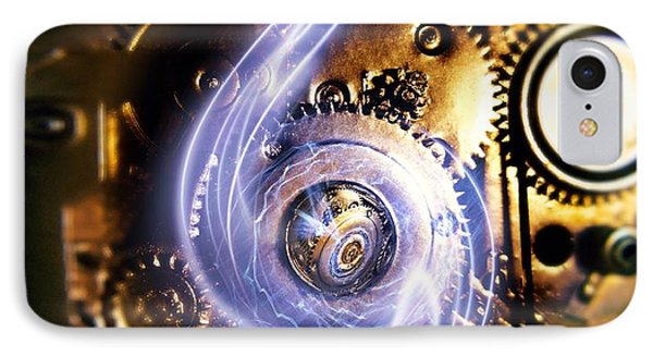 Electromechanics, Conceptual Image Phone Case by Richard Kail