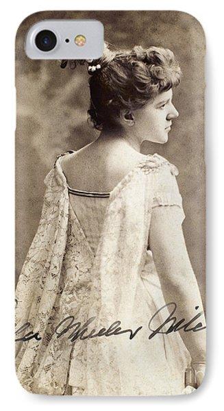 Ella Wheeler Wilcox Phone Case by Granger