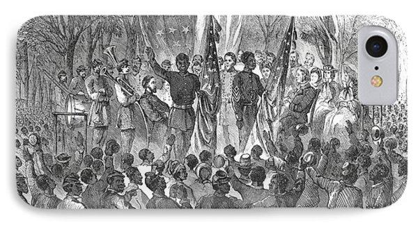 Emancipation, 1863 Phone Case by Granger