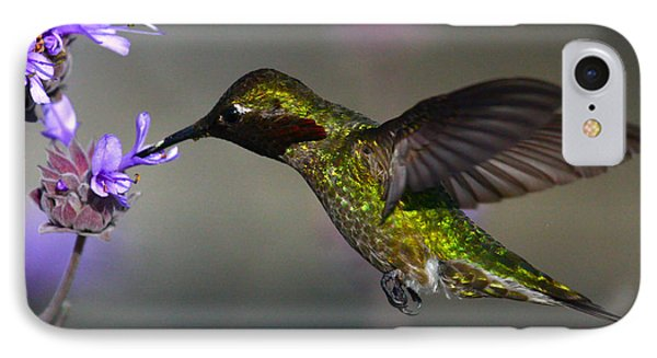 Emerald Beauty IPhone Case by Paul Marto
