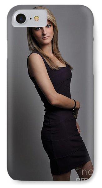 Emma1 Phone Case by Yhun Suarez