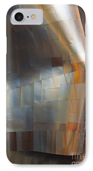 Emp Abstract Fold Phone Case by Chris Dutton