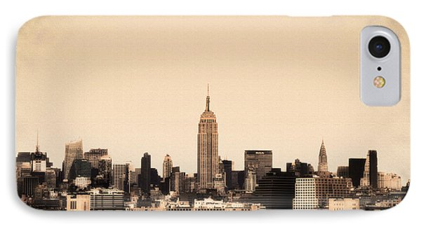 Empire State Building Phone Case by Bill Cannon