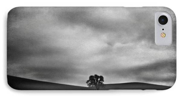 Emptiness Phone Case by Laurie Search