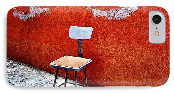 Empty Chair IPhone Case