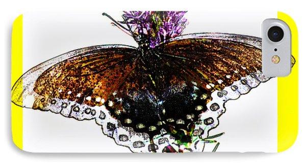 Enchanted Wings Card Phone Case by Debra     Vatalaro