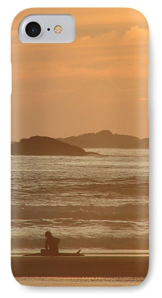 End Of Day Phone Case by Ramona Johnston