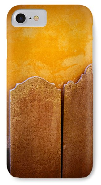 IPhone Case featuring the photograph End Of The Road by Jean Haynes