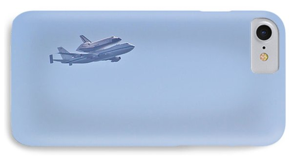 Endeavour Flyover Phone Case by Heidi Smith