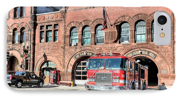 Engine 33 Phone Case by JC Findley