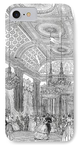 England - Royal Ball 1848 Phone Case by Granger