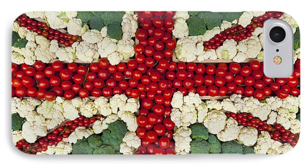 England Phone Case by Axiom Photographic