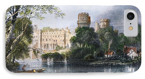 England: Warwick Castle Phone Case by Granger