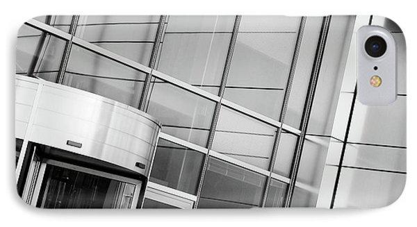 Entrance IPhone Case by Dariusz Gudowicz