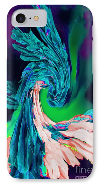 IPhone Case featuring the photograph Enveloped In Love by Cindy Lee Longhini