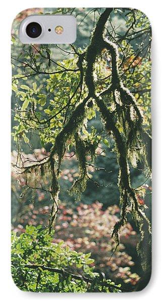 Epiphytic Moss Phone Case by Doug Allan