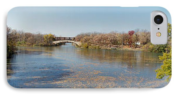 IPhone Case featuring the photograph Erie Canal Panorama by William Norton