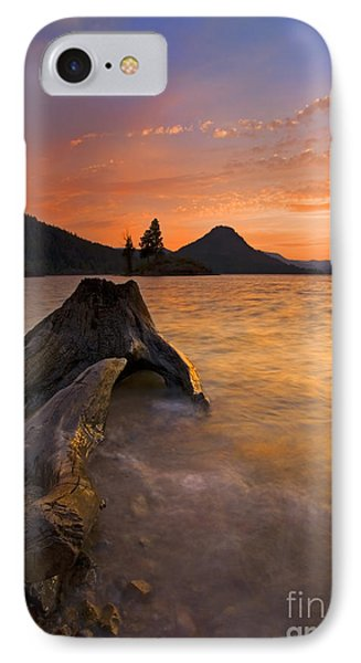 Eroded Away Phone Case by Mike  Dawson