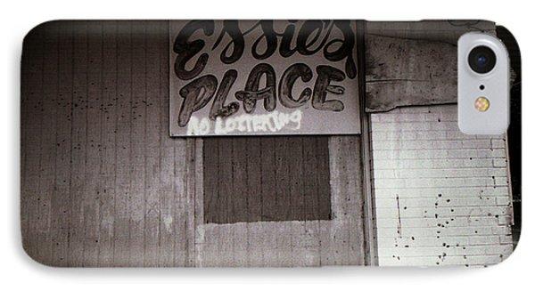 Essie's Place IPhone Case