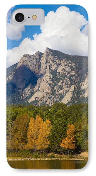 Estes Lake Autumn View  Phone Case by James BO  Insogna