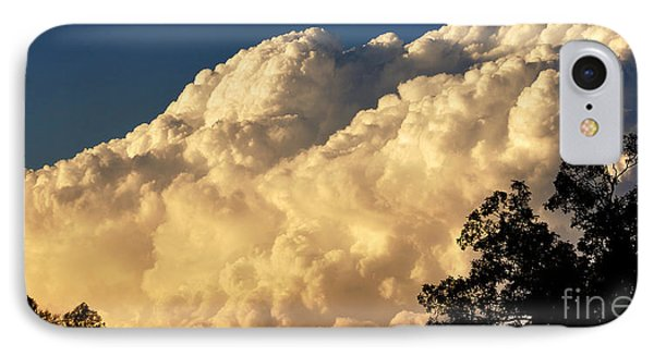 Evening Clouds Phone Case by Thomas R Fletcher