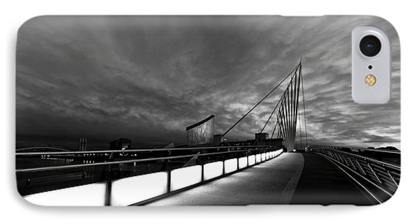 IPhone Case featuring the photograph Evening Light by Beverly Cash
