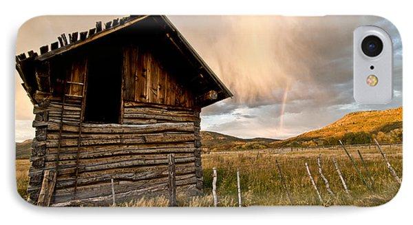 Evening Storm Phone Case by Jeffrey Kolker