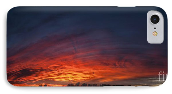 Expansive Sunset IPhone Case