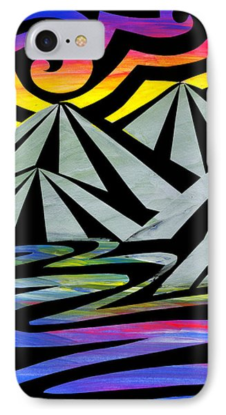 Extreme Alps Phone Case by Roseanne Jones