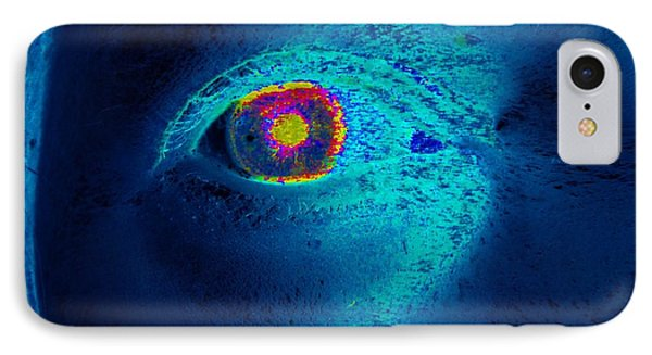 Eye Of The Storm IPhone Case by Rdr Creative